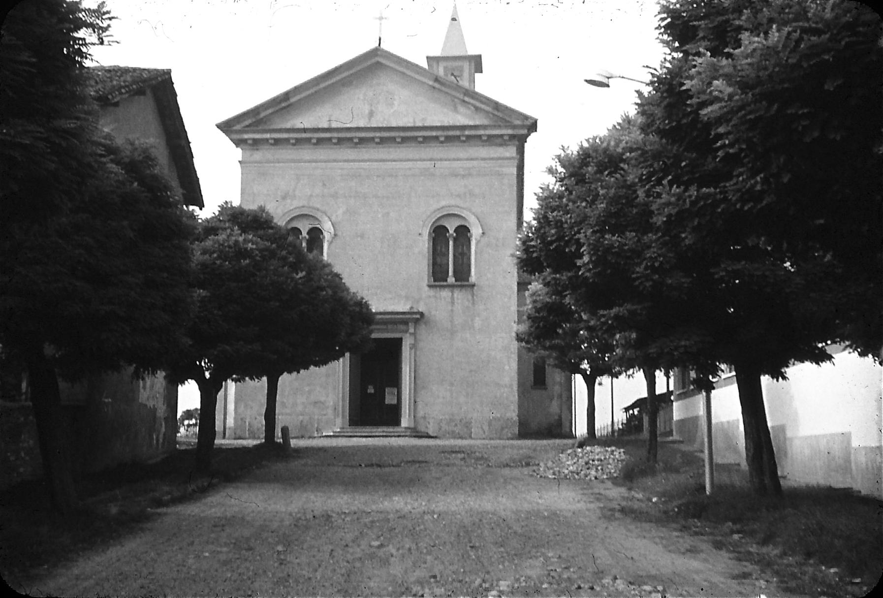 il santuario dedicato alla BV Maria Assunta